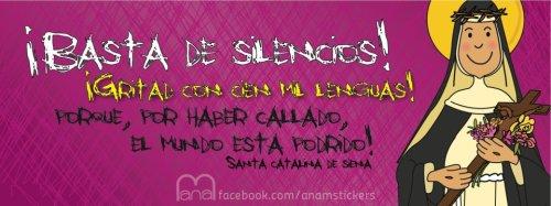 basta de silencios