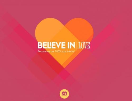 ¡Creemos que el verdadero amor existe! ¡Tan sólo hay que saber buscarlo donde se halla!