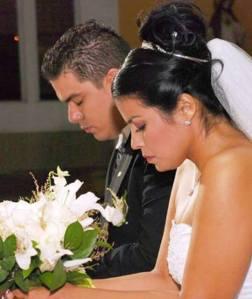 Yero y Javier en su boda