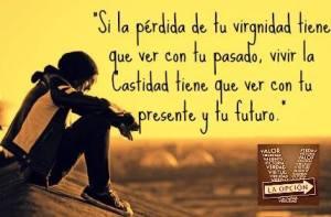 Aunque hayas perdido la virginidad, ¡sí puedes volver a empezar! Dios siempre te dará un nuevo inicio, una nueva oportunidad.