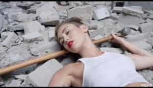 Miley... una más, que ahora sigue el camino de quienes la precedieron