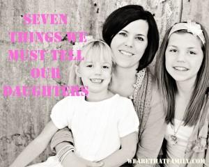 La ruptura de la familia ha dado lugar a toda una generación de hijas que han sido abandonadas. El reto es educarlas en un mundo que las devalúa.