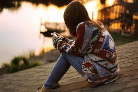 ¡Me siento sola! ¿Por qué no mandarle un mensaje a mi ex?