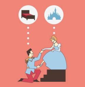 lo que quiere el hombre y la mujer